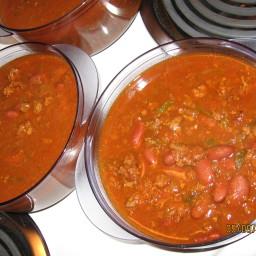 Crockpot Chili Beans