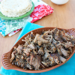 Crockpot Ranch Carnitas