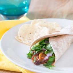 Crockpot Vegetarian Tacos