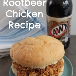 Crockpot Root Beer Chicken Recipe