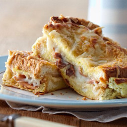 Croque Monsieur Bake (Chtl)