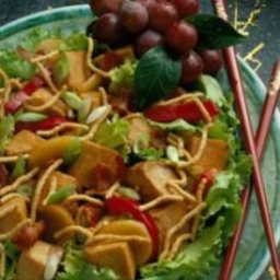 Crunchy Chinese Pork Salad