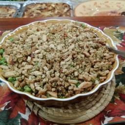 Crunchy Peas