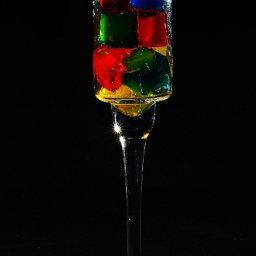 Cuban Cocktail Jiggle Shots