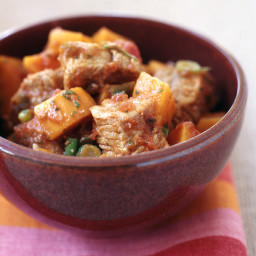 Cuban-Style Pork and Sweet Potato Slow Cooker Stew (WW)