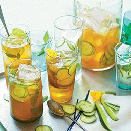 Cucumber Pimms Cup