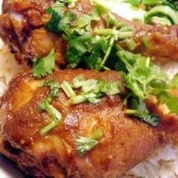 Curried Honey Mustard Chicken