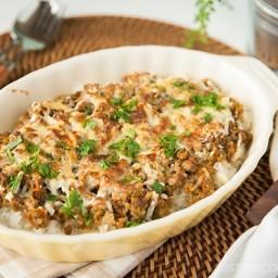 Curry Doria (Rice Gratin)
