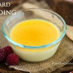 Custard Pudding Recipe