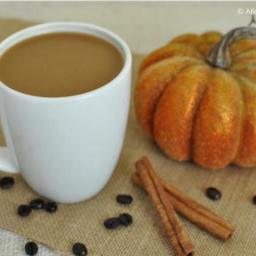 Dairy Free Pumpkin Spice Coffee Creamer (Vegan/No Sugar Added)