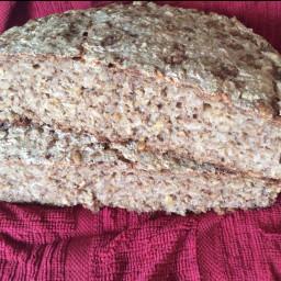 Danish Style Sourdough Rye Bread