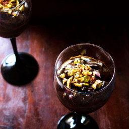 dark chocolate avocado mousse recipe