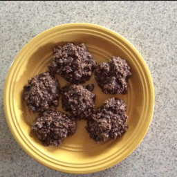 Darrington Double Chocolate Oatmeal Cookies