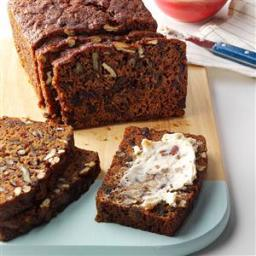 Date Pecan Tea Bread Recipe