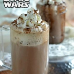 Death by Chocolate Star Wars Hot Chocolate