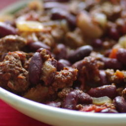 Debbie's Crock Pot Chili