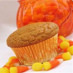 Decadent Pumpkin Muffins