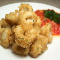Deep-Fried Calamari