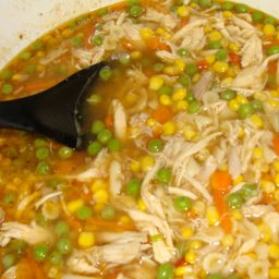 Deli Rotisserie Chicken Soup