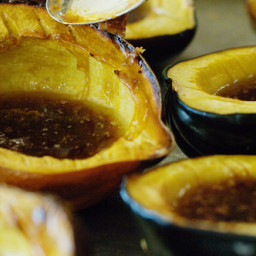 Recipes By Course Delicious Baked Acorn Squash