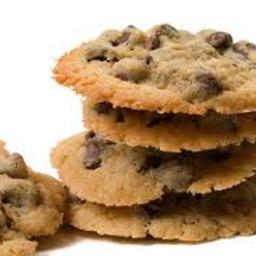 Desserts - Crisp Chocolate Cookies Recipe