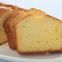 Diabetic and Low Sodium Pound Cake