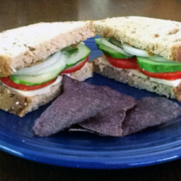 Diane's Dad's Summer Sandwich
