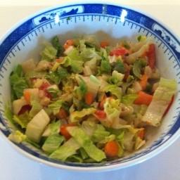 Dijon Vinaigrette Salad Dressing