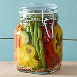 Dill Garden Pickles