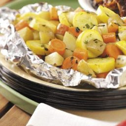 Dilly Vegetable Medley Recipe