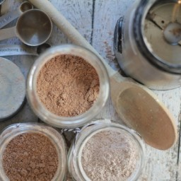 DIY Organic Facial Powder Recipe
