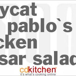 Don Pablo's Chicken Caesar Salad