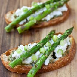 dr seuss asparagus/ toast app