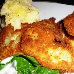 Dusseldorf Chicken Schnitzel