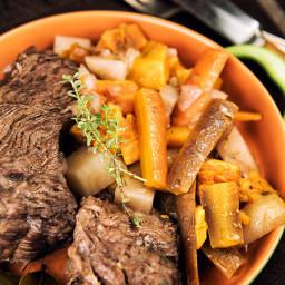 Dutch Oven Beef Roast Recipe