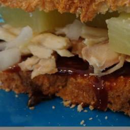 Earl of Hawaiian BBQ Sandwich