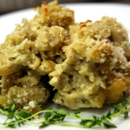 Earth Family Sweet Onion Truffle Macaroni