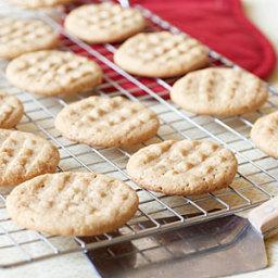 Easiest Peanut Butter Cookies