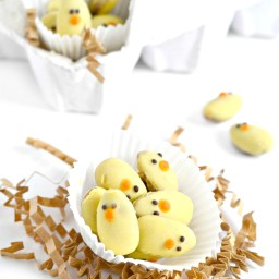 Easter Almond Baby Chicks