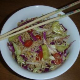 Easy Asian Salad