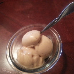 Easy Banana Ice Cream (BRATS diet)