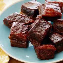 Easy BBQ Short Ribs