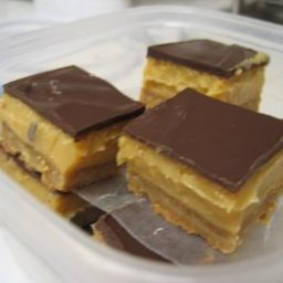 Easy Caramel Slice