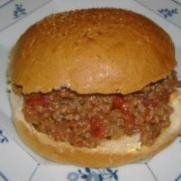 Easy Cheesy Sloppy Joes