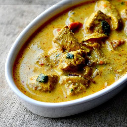 Easy Chicken Curry with Coconut Milk - Coconut Milk Chicken Curry Recipe