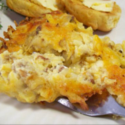 Easy Egg Bake Casserole