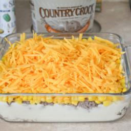 Easy Family Meals   Shepherd's Pie Casserole #QuickFixCasseroles