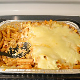 Easy Homemade Baked Ziti