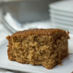 Easy Honey Cake for Rosh Hashanah