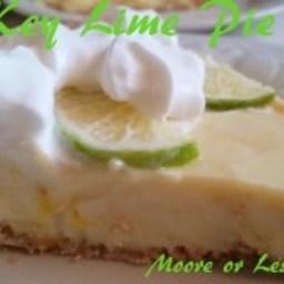 Easy Key Lime Pie